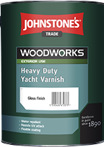 Yacht Varnish Johnstone's Trade