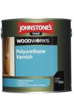 Johnstone's Trade Polyurethane Varnish Gloss