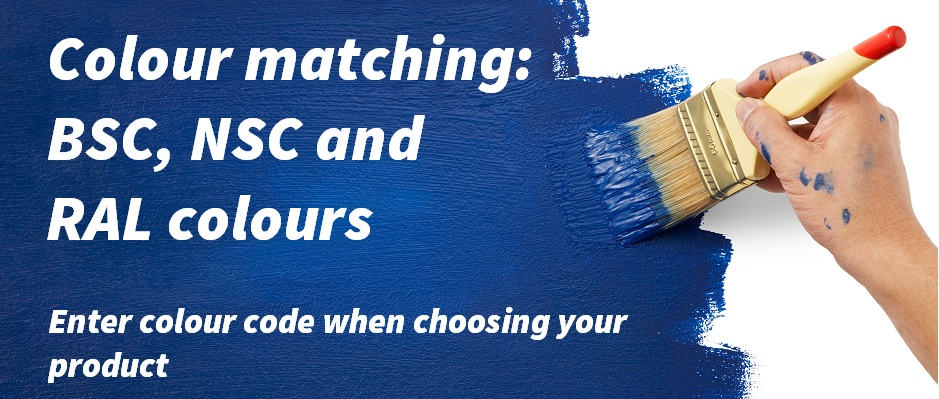 Tint your paint any colour you want! BSC, NSC, RAL